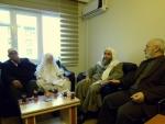 Nimetullah Halil İbrahim Yurt Hocaefendi, Dr. Abdülnasır El-Cenabi, Dr. Mahmud Alsamarrai