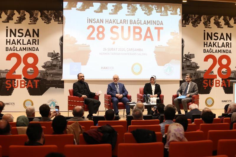 Iİnsan Hakları Bağlamında 28 Şubat
