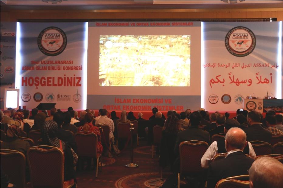 Iİkinci Uluslararası ASSAM İslam Birliği Kongresi Başarıyla Gerçekleştirilmiştir