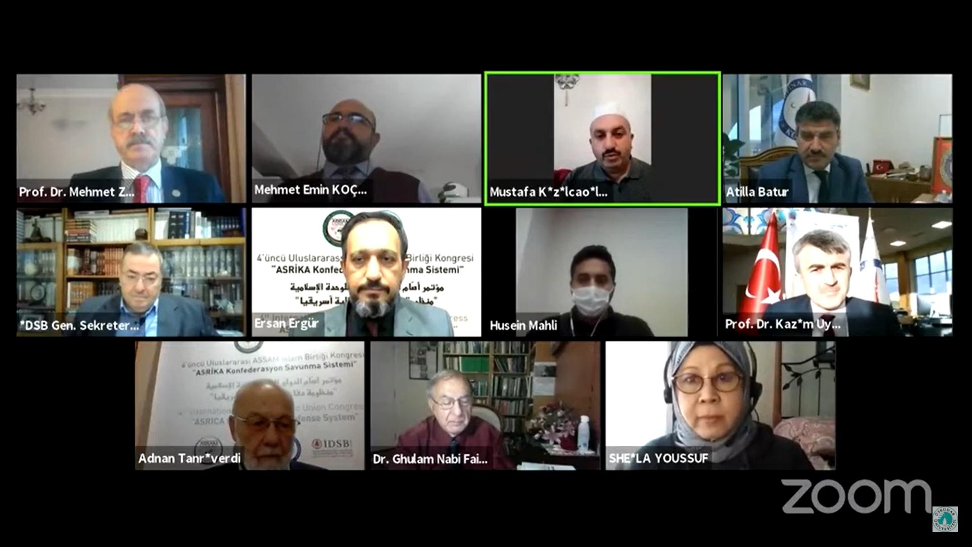 4. Uluslararası ASSAM İslam Birliği Kongresi