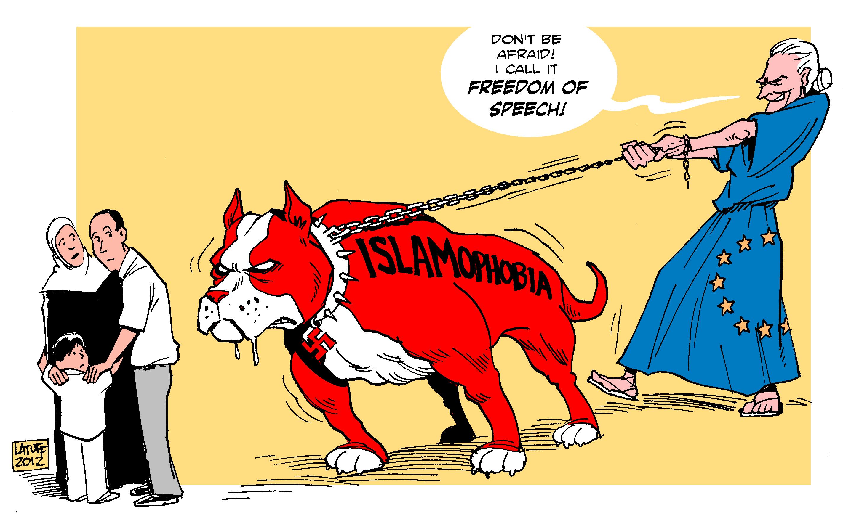 İslamofobi: Müslüman Soykırımının Ayak Sesleri